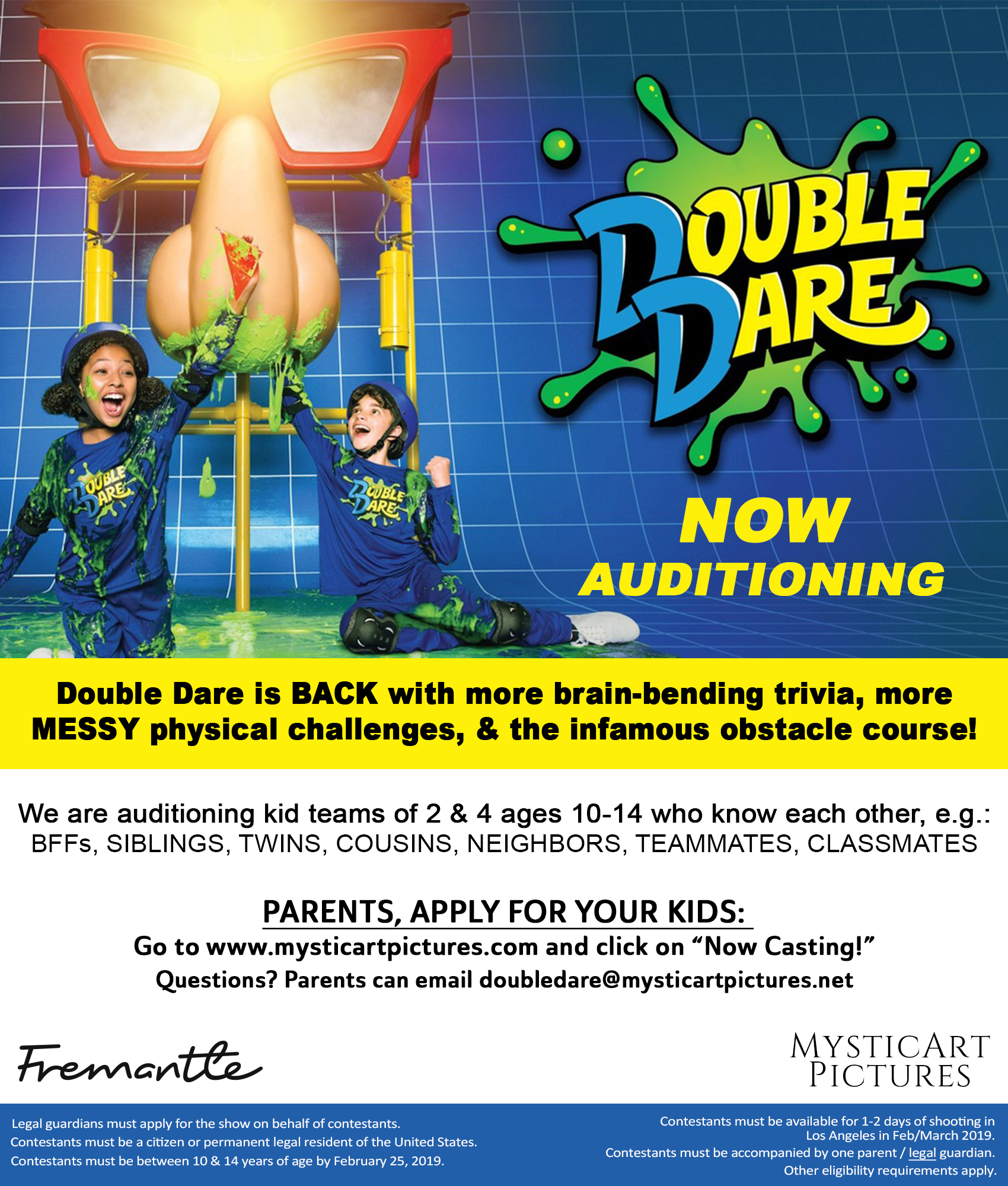 296b2fee07f4 MysticArt Pictures Casting Double Dare