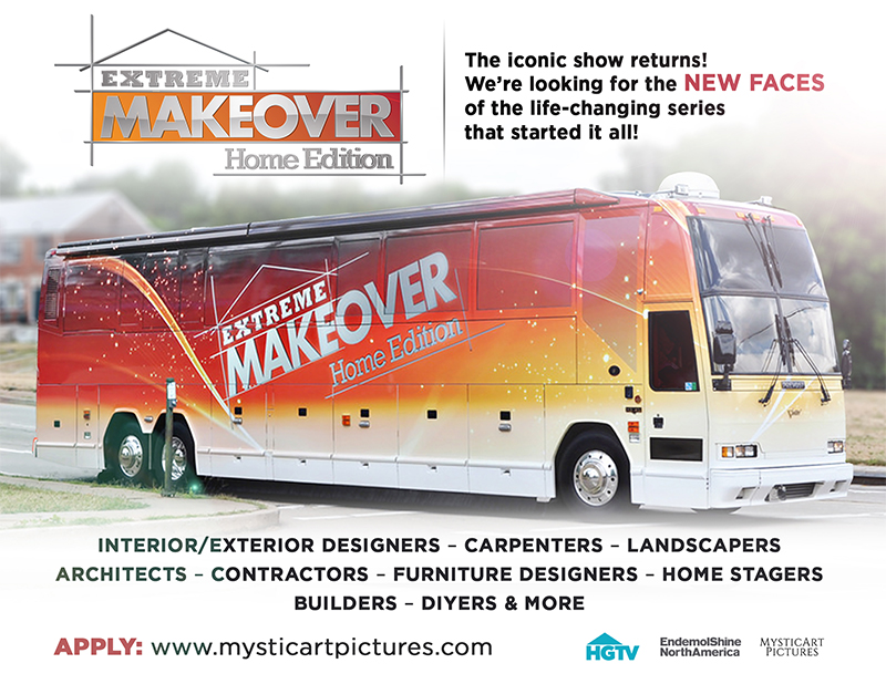 Mysticart Pictures Casting Extreme Makeover Home Edition